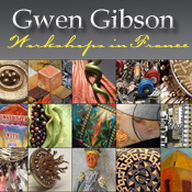 Gwen Gibson - Polymer Clay Artist and Painter