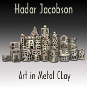 Metal clay artist and teacher