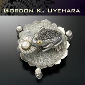Gordon Uyehara - metal clay artist