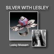 Lesley Messam - Silver with Leslie