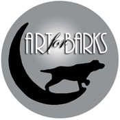 Art for Barks - supporting service and rescue animals