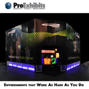 Pro Exhibits - Environments that work as hard as you