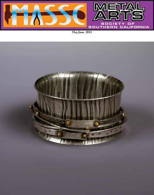 MASSC-Connie Fox. Jewelry by Connie Fox. Jewelry photography by Steve Rossman.