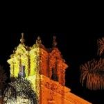 Casa de Balboa. Night photography by Steve Rossman.