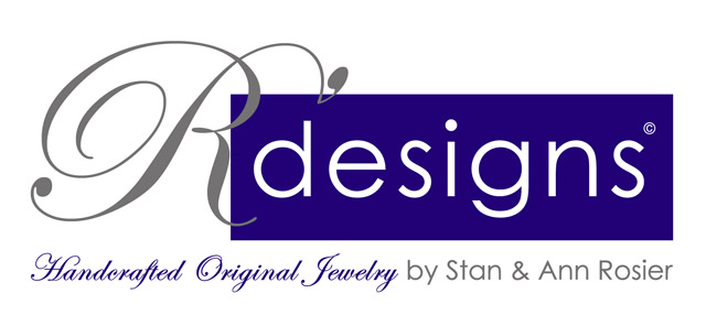 R' Designs logo. Graphic design by Steve Rossman