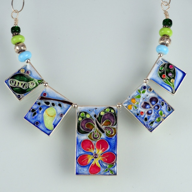 Patricia Weilbacher - Life of the butterfly. Jewelry Photography by Steve Rossman
