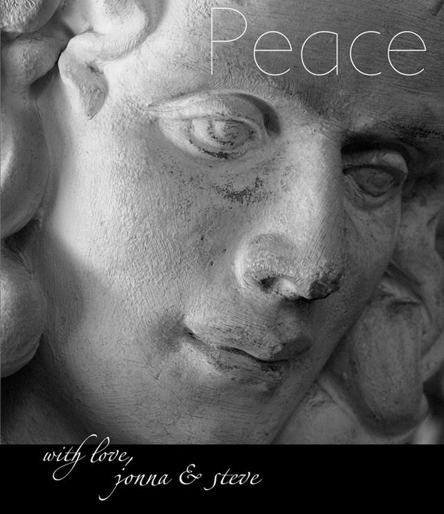poignant madonna for holiday blog
