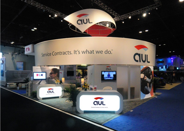 AUL at NADA.  Exhibit design and production by ProExhibits. Photography by Steve Rossman.