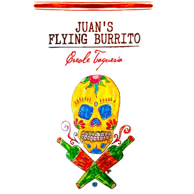 Juans Flying Burrito.