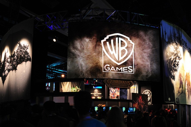 The Trade Group - Warner Bros at PAX.  Photo by Steve Rossman