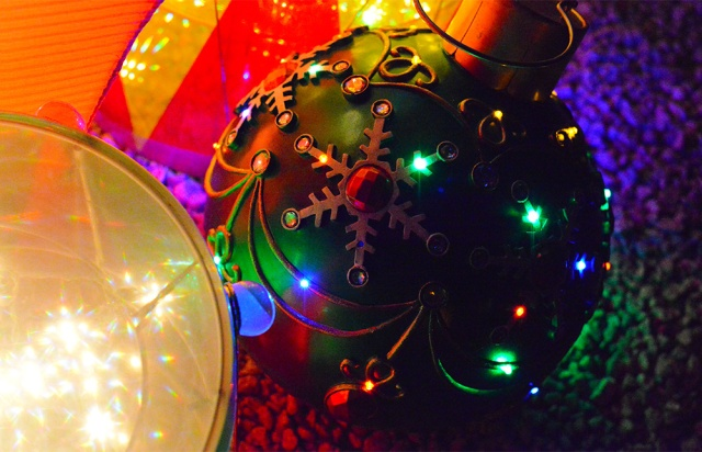 ornament2-Night Photography by Steve Rossman